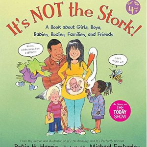 booksreddit.com:It's Not the Stork!: A Book About Girls
