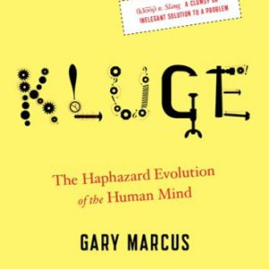 booksreddit.com:Kluge: The Haphazard Evolution of the Human Mind