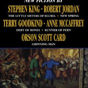 booksreddit.com:Legends: Stories By The Masters of Modern Fantasy