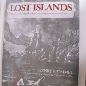 booksreddit.com:Lost Islands: The Story of Islands That Have Vanished from Nautical Charts