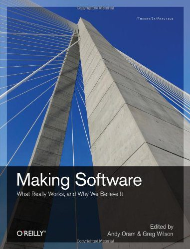booksreddit.com:Making Software: What Really Works