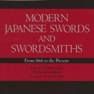 booksreddit.com:Modern Japanese Swords and Swordsmiths