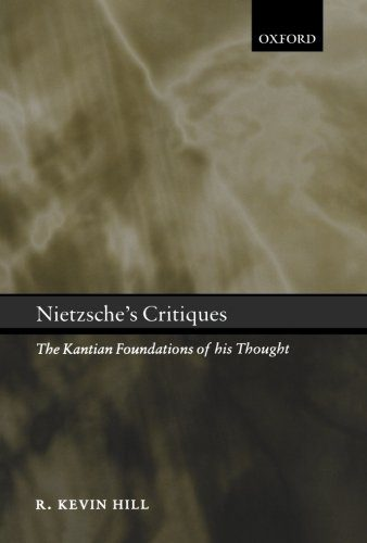booksreddit.com:Nietzsche's Critiques: The Kantian Foundations of His Thought