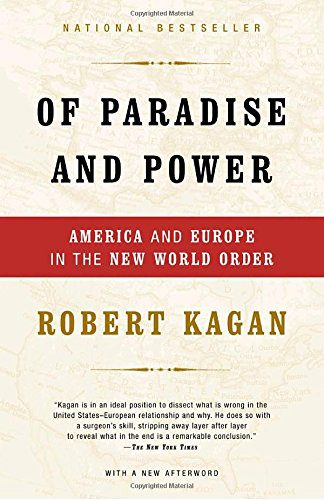booksreddit.com:Of Paradise and Power: America and Europe in the New World Order