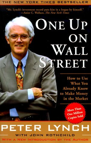 booksreddit.com:One Up On Wall Street: How To Use What You Already Know To Make Money In The Market