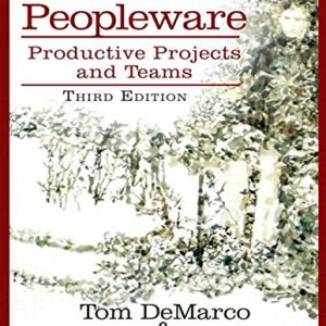 booksreddit.com:Peopleware: Productive Projects and Teams (3rd Edition)