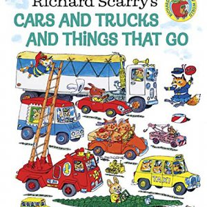booksreddit.com:Richard Scarry's Cars and Trucks and Things That Go