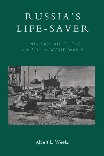 booksreddit.com:Russia's Life-Saver: Lend-Lease Aid to the U.S.S.R. in World War II