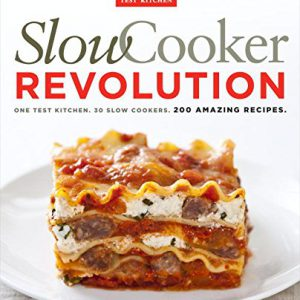 booksreddit.com:Slow Cooker Revolution