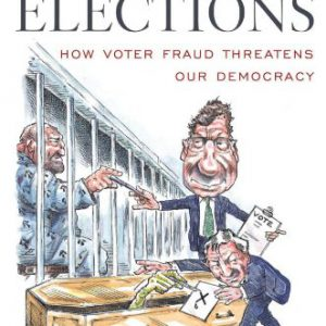 booksreddit.com:Stealing Elections: How Voter Fraud Threatens Our Democracy