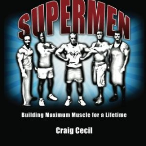 booksreddit.com:Supermen: Building Maximum Muscle for a Lifetime