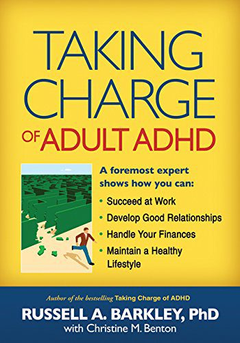 booksreddit.com:Taking Charge of Adult ADHD