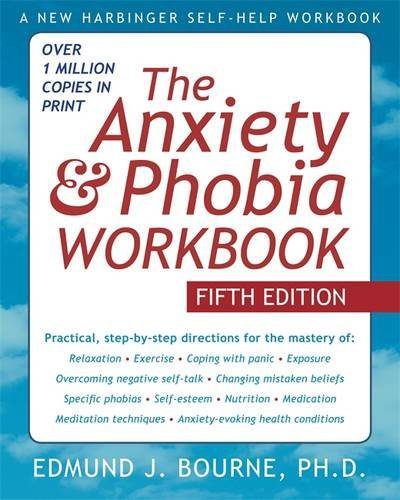 booksreddit.com:The Anxiety and Phobia Workbook