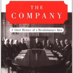 booksreddit.com:The Company: A Short History of a Revolutionary Idea (Modern Library Chronicles)