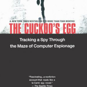 booksreddit.com:The Cuckoo's Egg: Tracking a Spy Through the Maze of Computer Espionage