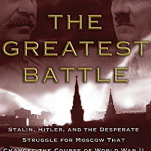 booksreddit.com:The Greatest Battle: Stalin