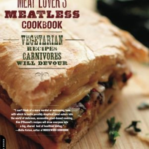 booksreddit.com:The Meat Lover's Meatless Cookbook: Vegetarian Recipes Carnivores Will Devour