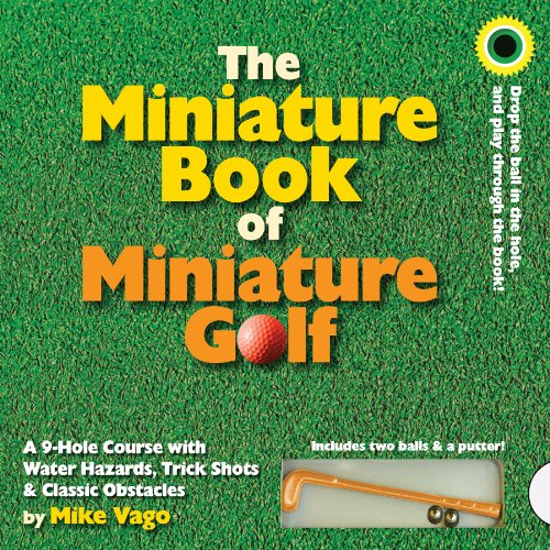 booksreddit.com:The Miniature Book of Miniature Golf