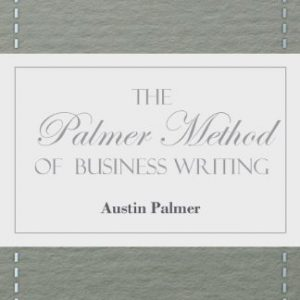 booksreddit.com:The Palmer Method of Business Writing