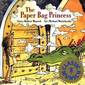 booksreddit.com:The Paper Bag Princess (Munsch for Kids)