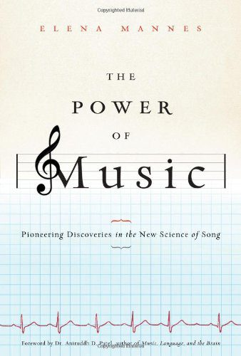 booksreddit.com:The Power of Music: Pioneering Discoveries in the New Science of Song