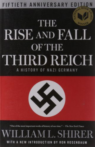 booksreddit.com:The Rise and Fall of the Third Reich: A History of Nazi Germany