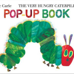 booksreddit.com:The Very Hungry Caterpillar Pop-Up Book