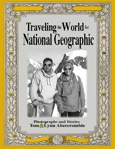 booksreddit.com:Traveling the World for National Geographic