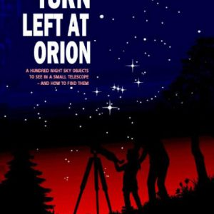 booksreddit.com:Turn Left at Orion: A Hundred Night Sky Objects to See in a Small Telescope - and How to Find Them