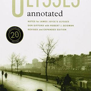 booksreddit.com:Ulysses Annotated: Notes for James Joyce's Ulysses