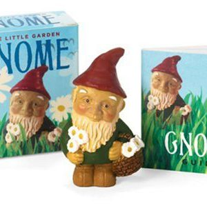 Wee Little Garden Gnome Running Press Miniature Editions