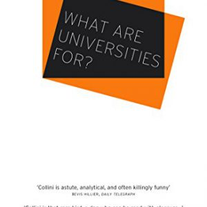 booksreddit.com:What Are Universities For?