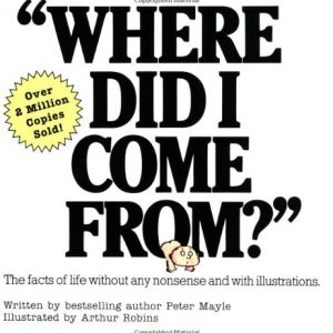 booksreddit.com:Where Did I Come From?