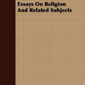 booksreddit.com:Why I Am Not a Christian and Other Essays on Religion and Related Subjects