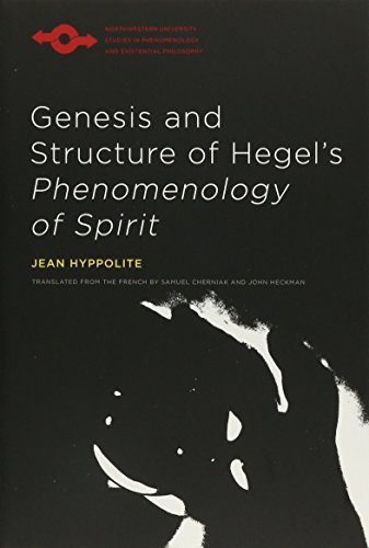 "booksreddit.com:Genesis and Structure of Hegel's ""Phenomenology of Spirit"" (Studies in Phenomenology and Existent..."