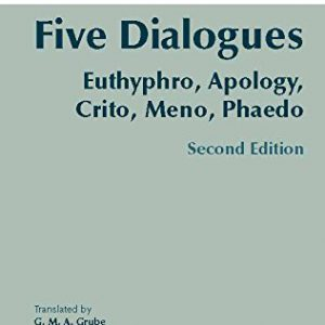 booksreddit.com:Plato: Five Dialogues: Euthyphro