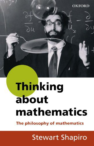 booksreddit.com:Thinking about Mathematics: The Philosophy of Mathematics