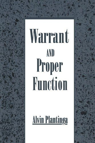booksreddit.com:Warrant and Proper Function