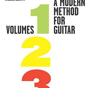 booksreddit.com:A Modern Method for Guitar - Volumes 1