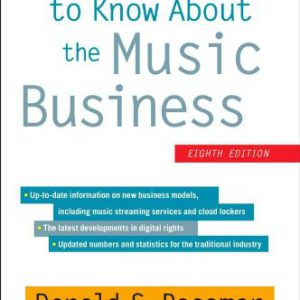 booksreddit.com:All You Need to Know About the Music Business: Eighth Edition