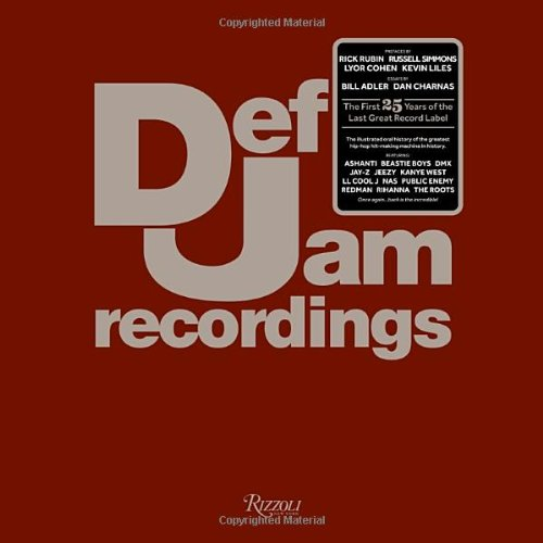 booksreddit.com:Def Jam Recordings: The First 25 Years of the Last Great Record Label