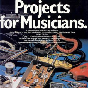 booksreddit.com:Electronic Projects for Musicians