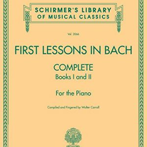booksreddit.com:First Lessons in Bach