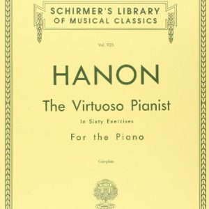 booksreddit.com:Hanon: The Virtuoso Pianist in Sixty Exercises