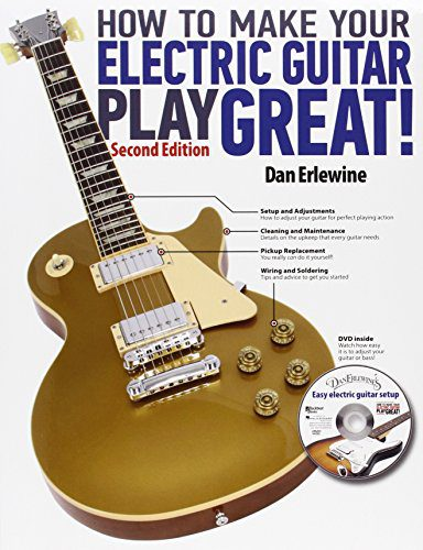 booksreddit.com:How to Make Your Electric Guitar Play Great - Second Edition Bk/online media