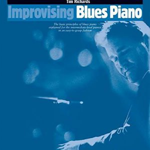 booksreddit.com:Improvising Blues Piano