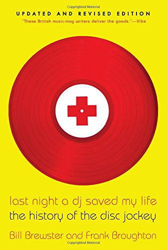 booksreddit.com:Last Night a DJ Saved My Life: The History of the Disc Jockey