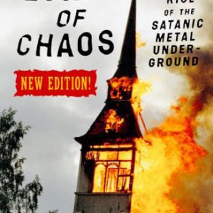 booksreddit.com:Lords of Chaos: The Bloody Rise of the Satanic Metal Underground New Edition