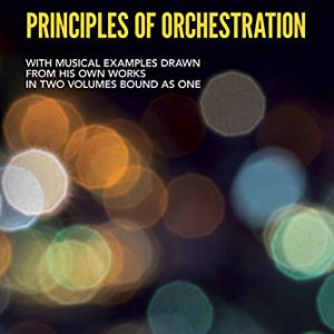 booksreddit.com:Principles of Orchestration (Dover Books on Music)