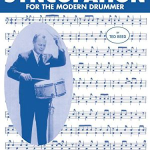 booksreddit.com:Progressive Steps to Syncopation for the Modern Drummer (Ted Reed Publications)